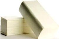 Hand Towel Z Fold White