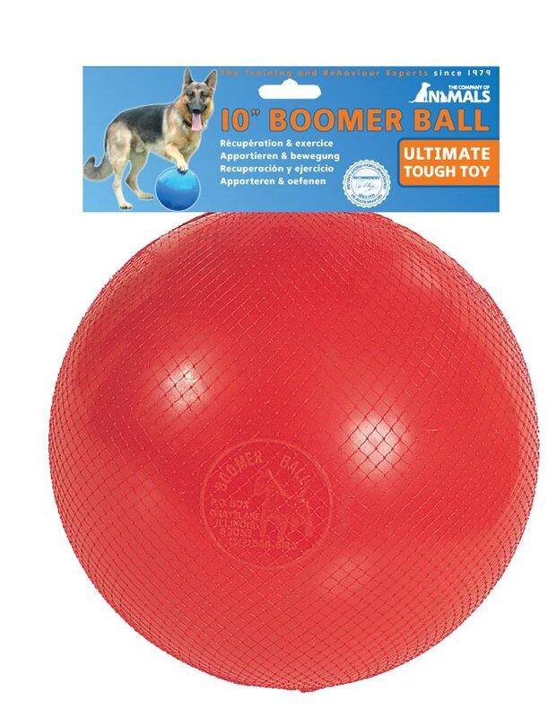 Company of Animals Boomer Ball Dog Toy 25cm