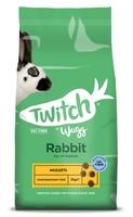 Wagg Twitch Rabbit Nuggets 2kg [Zero VAT]