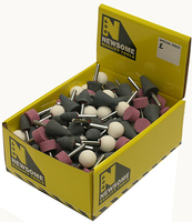 Newsome Assorted Mounted Points x 100