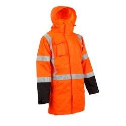 3SA-SPJKTOB, Storm Pro Premium Jacket O/Blk