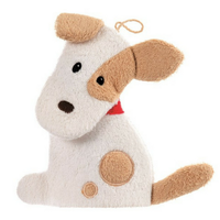 Washcloth Puppet - Dog