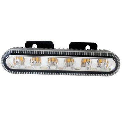 LED Directional Warning Light   Reg 10/65/87   Amber