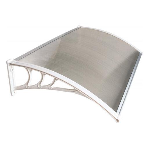 Door Canopy - White