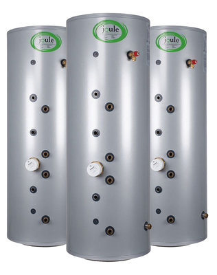 300L Twin Vented Cylinder