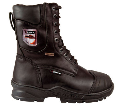 COFRA Energy Chainsaw Protective Boot S3 WR CI HI HRO SRC - Class 3