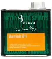 2.5L Bird Brand Danish Oil