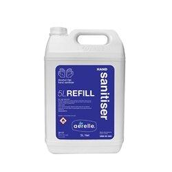 ELFALC5LTR - Alcohol Gel Sanitiser 5Ltr