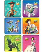 MEDIBADGE STICKERS TOY STORY