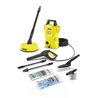 KARCHER K2 COMPACT  CAR & HOME POWERWASHER  1673-125.0