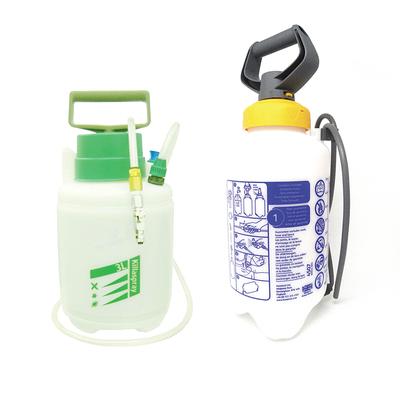 Pump Up Water Bottle
