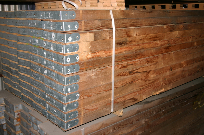 banded scaffold plank board 225x63mm 2 4m 9x2 5 8ft goodwins