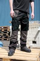 Blackrock Grampian Trousers inc Belt and Knee Pads W40 Reg
