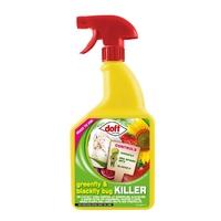 Doff Greenfly & Blackfly Bug Killer Spray 1 litre