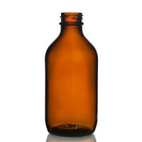 Bottles Amber Glass Winchester No Cap 50
