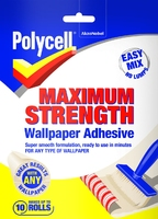 5133339 PU MAX STRENGTH W/P ADHESIVE 10 ROLL