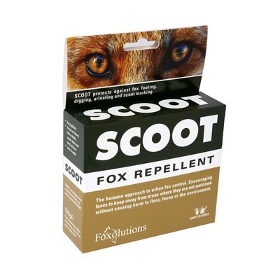 Scoot Fox Repellant 100gm