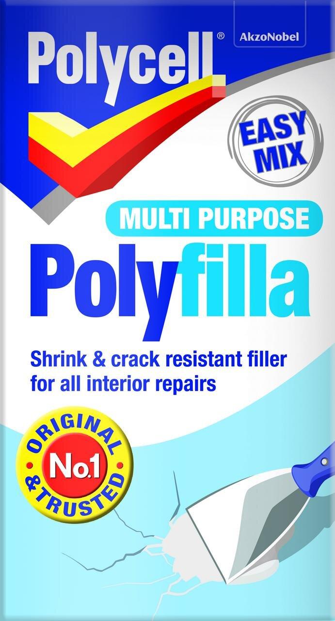 5084936 450G PU M/PURPOSE POLYFILLA POWDER