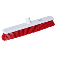 HYGIENE BRUSH HEAD 45cm RED