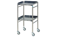 Steel Instrument Trolley (18x18)