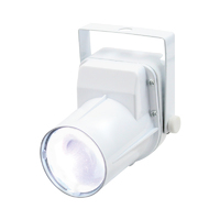 Equinox 3W LED Pinspot (White Housing)