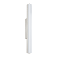 EGLO Torretta Satin Nickel 600mm Wall Light LED 16w | LV1902.0051