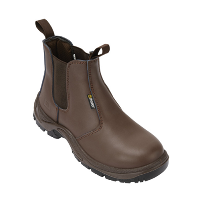 Fort Nelson Dealer Boot Brown