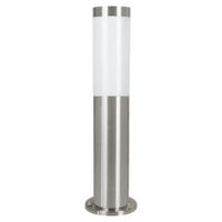 EGLO Helsinki Stainless Steel with Globe, 450mm Bollard