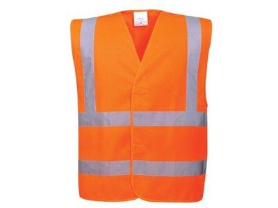BOA Hi-Vis 2B2B Vest Orange