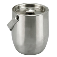 Bar Ice Bucket S/Steel