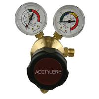 Acetylene 2 Gauge 1 Stage Regulator