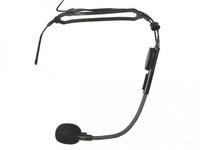 Trantec  HM-33 Headset, black 4 Pin Mini XLR