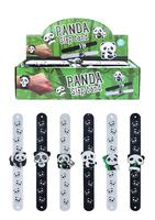 Bracelet Snap Panda   (CDU of 24)