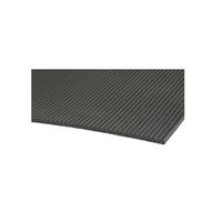Fine Ribbed Rubber Matting 3mm depth - 1.2mtr Wide x 10mtr Long (WT1721)