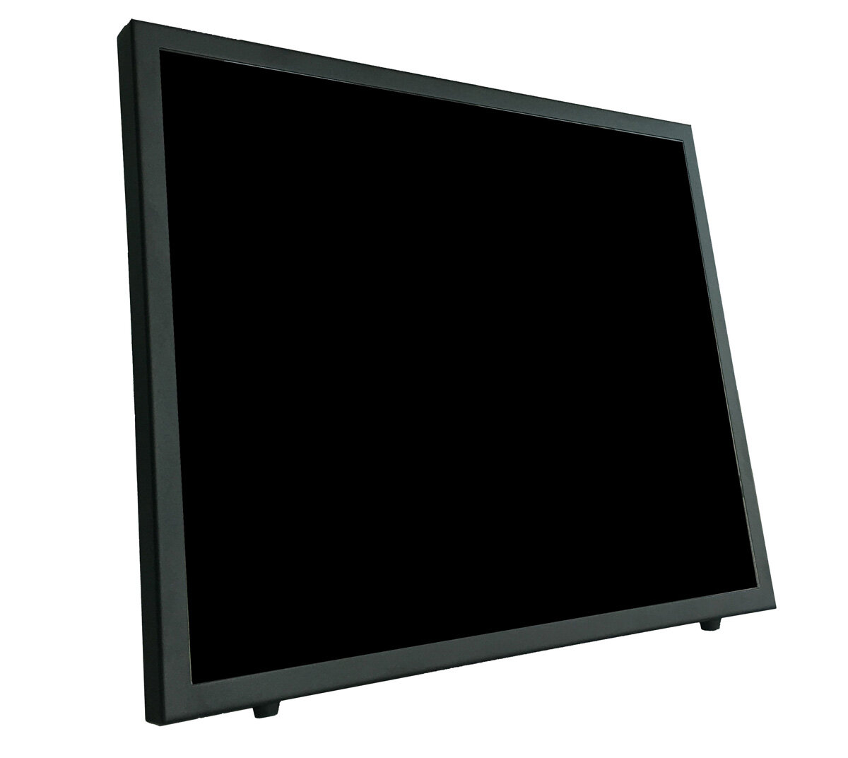 """Vigilant Vision 17"""" LED Monitor with Glass Front"""