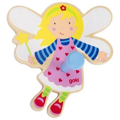 Coat Rack Fairy