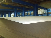 FIRE RESISTANT MDF 8 X 4 18MM - 30min Rate