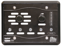 BSS BLU-8 Black Programmable Zone Controller