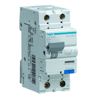 Hager AD916J RCBO 16A 30mA Type B