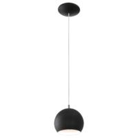 EGLO Petto LED Black Single Pendant IP20 | LV1902.0096