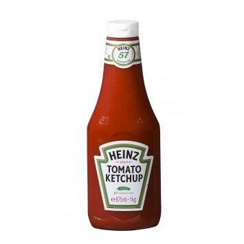 Squeezy Ketchup, Heinz