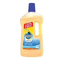 Pledge Clean It Gentle Wood Floor Cleaner 1000ml