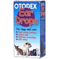 Petlife Otodex Veterinary Ear Drops x 1