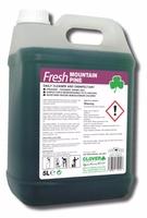 Bio-Shield Lime Bactericidal Washroom Cleaner 1Ltr