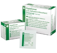 HypaCover Low Adherent Absorbent Dressings