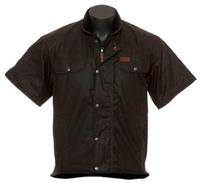 Outback 6037 Short Sleeved Oilskin Vest