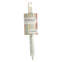 Rushmere Small Bottle Brush Plastic Handle