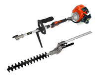PROTOOL POLE HEDGE TRIMMER LONG REACH 25.4CC