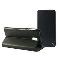 B2992FU84 Ksix Nokia 3 Black Folio
