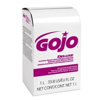 2117 GoJo Deluxe Lotion Soap 1000ml Ctn 8